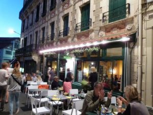 bistrot des halles biarritz
