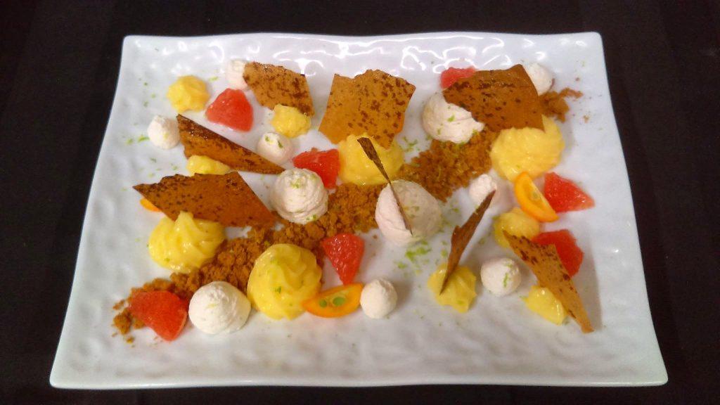 dessert le comptoir des allées hendaye