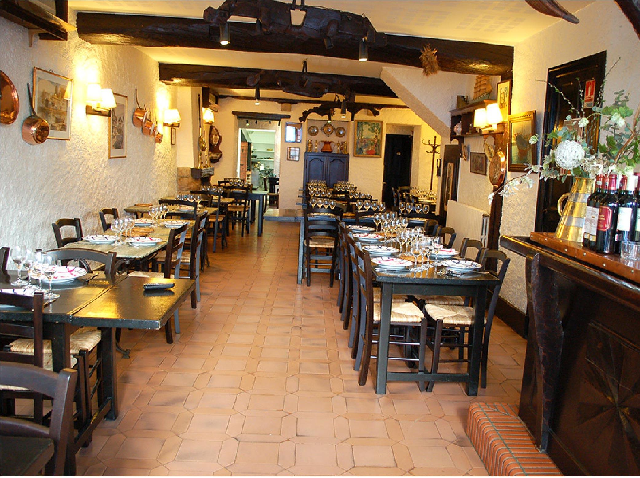CHEZ MATTIN Restaurants Ciboure