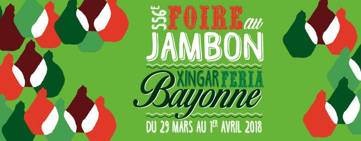 Foire au Jambon Bayonne 2018