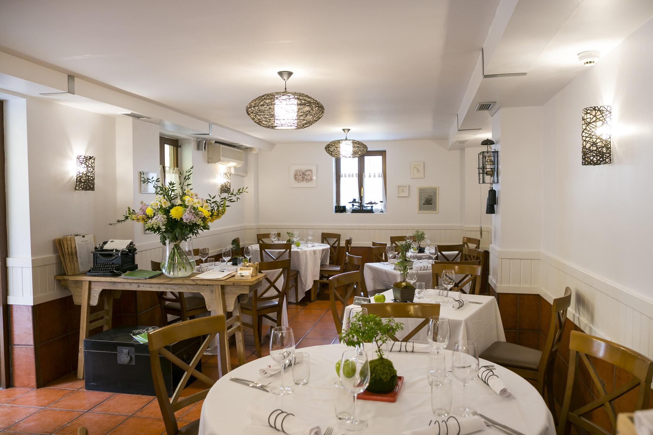 Restaurant Félix Manso Ibarla