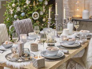 table des menus de fêtes