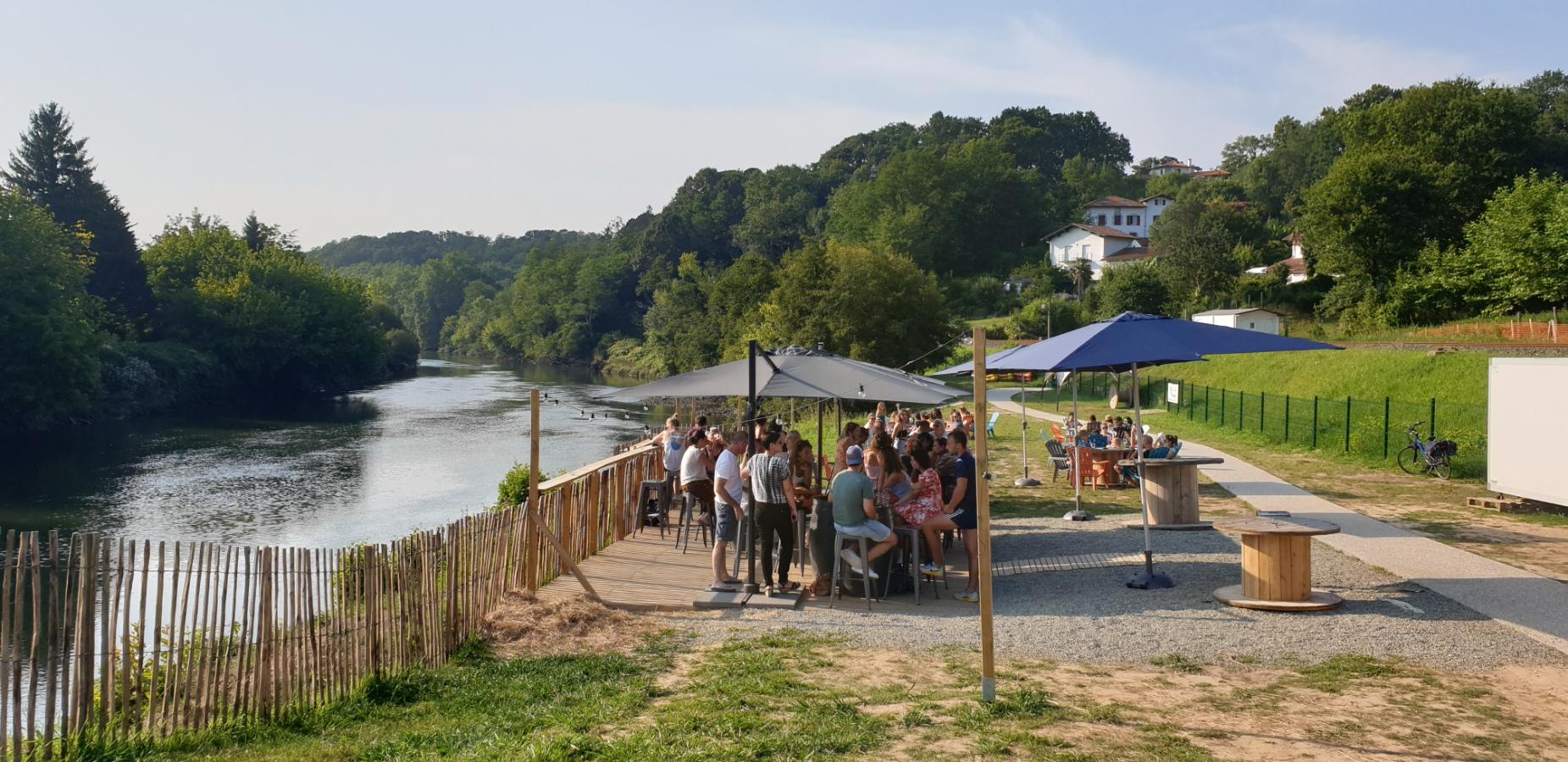 restaurant villefranque