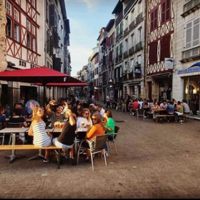 Bar Basque Bayonne