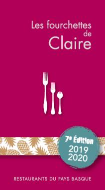 Fourchettes de claire 2019
